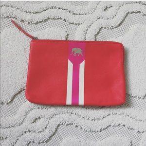Stella & Dot Capri Pouch Vegan Leather